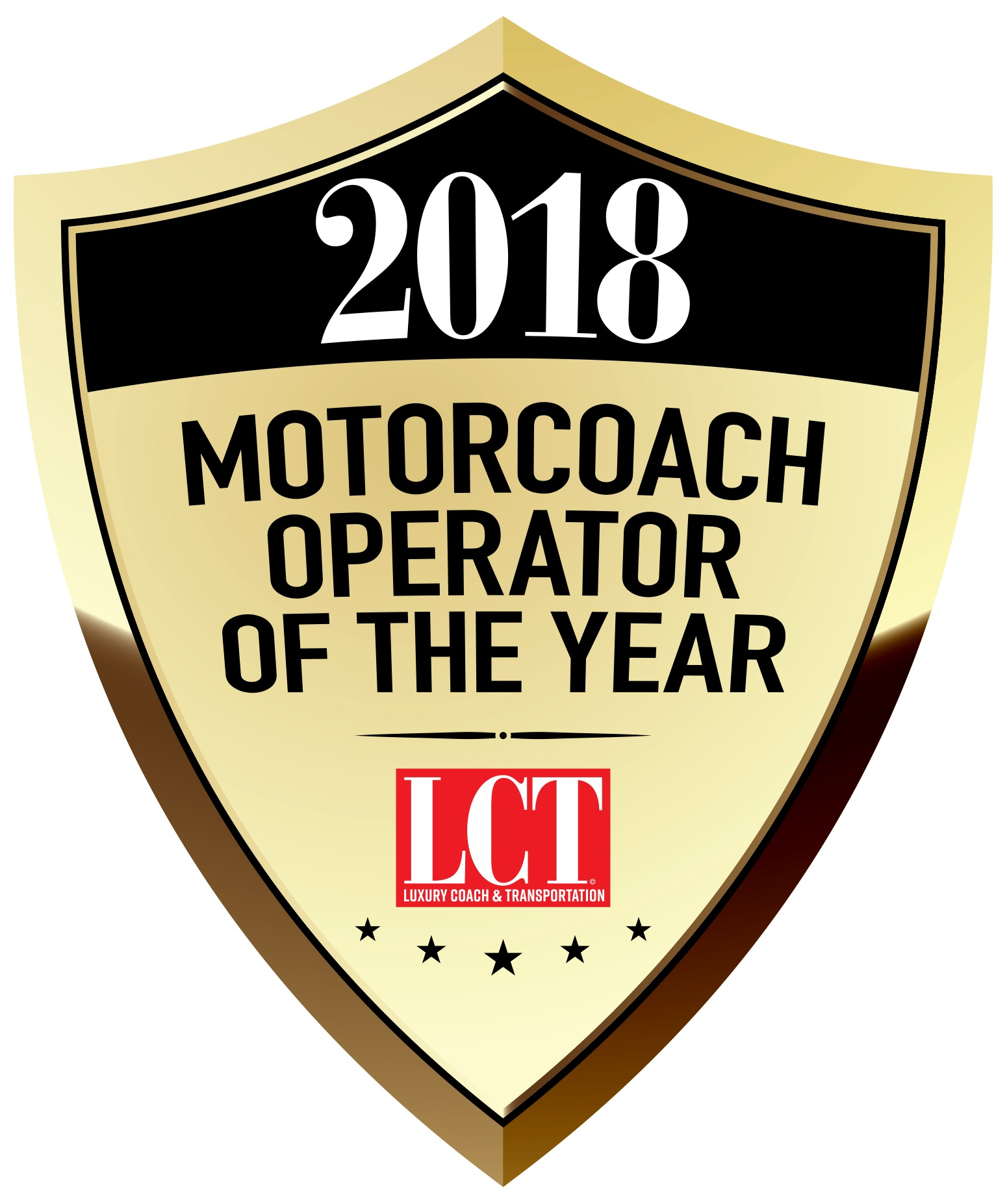 Escot Bus Lines Motorcoach Operator of the YEar