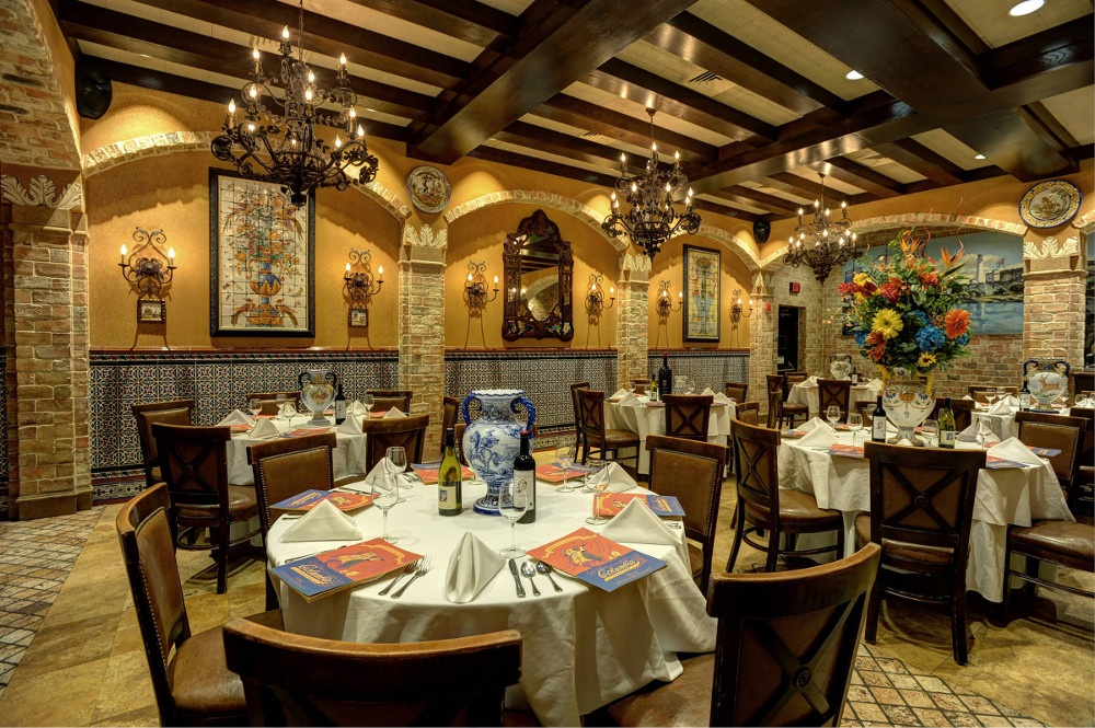 Group Dining in Tampa with Private Room Columbia Restaurant