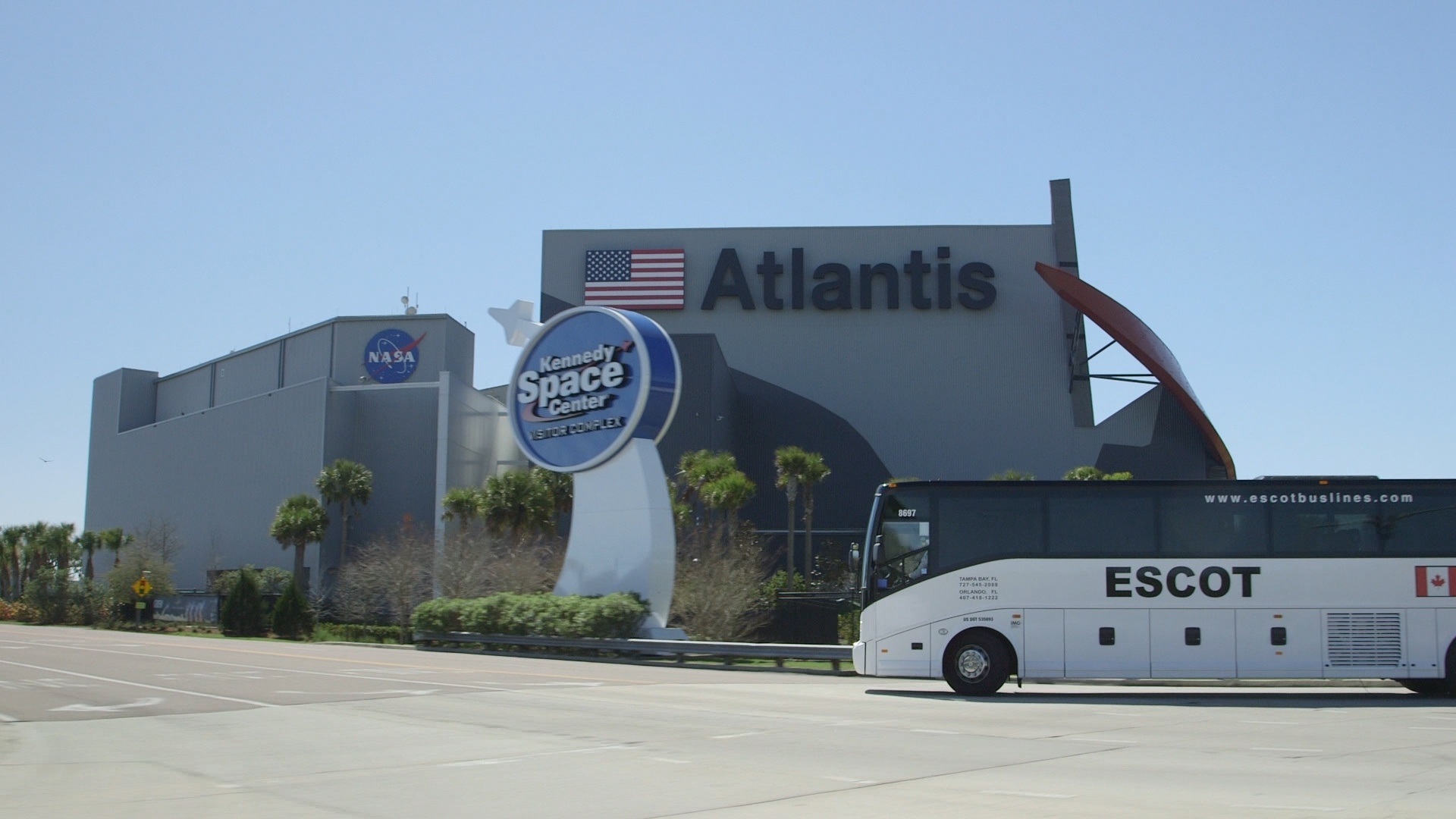 Things to Do Orlando for Adults Escot Kennedy Space Center
