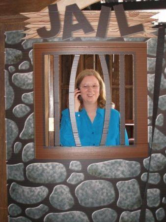teacher jail school fundraising ideas
