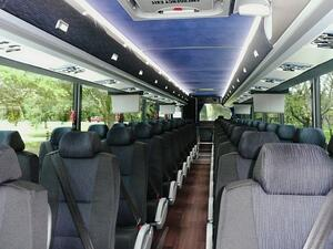 New Bus Interior