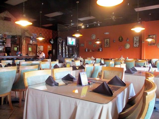 Nile Ethiopian Orlando Restaurants Private Room