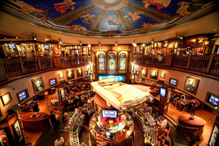 Hard Rock Cafe Orlando Restaurants with Private Room