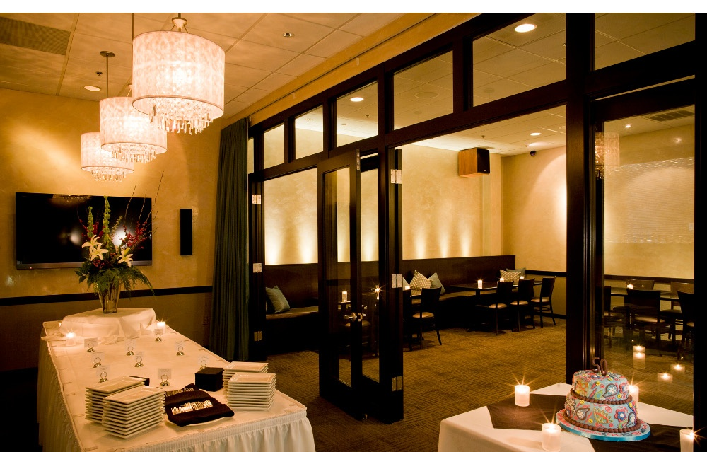 Group Dining in Tampa with Private Room Pane Rustica
